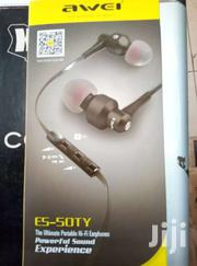 Awei Es_50ty With Power Sound And Extra Bass | Accessories for Mobile Phones & Tablets for sale in Nairobi, Nairobi Central