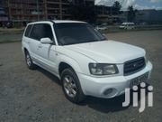 Subaru Forester 2003 White | Cars for sale in Nairobi, Umoja II