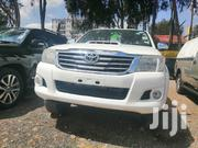 Toyota Hilux 2012 2.5 D-4D 4X4 SRX White | Cars for sale in Nairobi, Karura