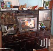 Wall Unit. Used And In The Best Condition. Rear Hardwood | Furniture for sale in Nairobi, Harambee