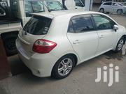 Toyota Auris 2012 White | Cars for sale in Mombasa, Ziwa La Ng'Ombe