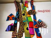 Ankara Short Ties | Clothing Accessories for sale in Nairobi, Nairobi Central