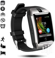 Gearlifee Compatible Smart Watch Q18 Silber | Smart Watches & Trackers for sale in Nairobi, Landimawe