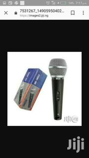 Microphone Ahuja Wired For Professional | Audio & Music Equipment for sale in Nairobi, Nairobi Central