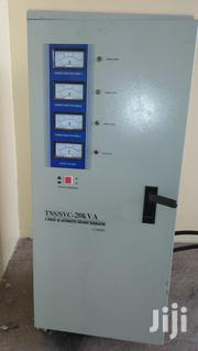 Used 20kva 3phase Atomatic Stabilizer. | Electrical Equipment for sale in Nairobi, Imara Daima