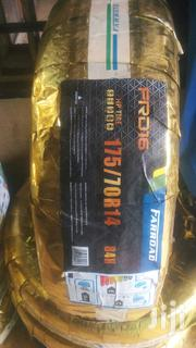 The Tyre Is Size 175/70/14 | Vehicle Parts & Accessories for sale in Nairobi, Ngara