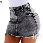 Denim Skirts And Jackets(Black And Blue) | Clothing for sale in Nairobi, Kahawa