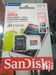 256 GB Sandisk Ultra Micro SDHC Memory Card | Accessories for Mobile Phones & Tablets for sale in Nairobi, Nairobi Central