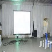 Tripod Projector Screen For Hire | Party, Catering & Event Services for sale in Nairobi, Nairobi Central