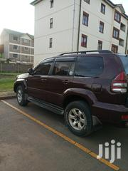 Toyota Land Cruiser Prado 2005 Brown | Cars for sale in Nairobi, Nairobi Central
