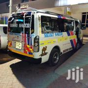 Clean 10 Toyota HiAce 2010 White | Buses & Microbuses for sale in Isiolo, Bulla Pesa