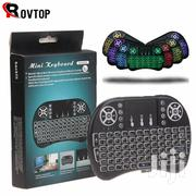 Mini Wireless Bluetooth Keyboard PORTABLE 2.4G I8 English Letter   Musical Instruments & Gear for sale in Nairobi, Westlands