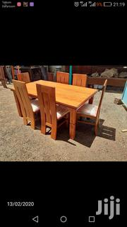 Six Seater Dinning Table   Furniture for sale in Nairobi, Parklands/Highridge
