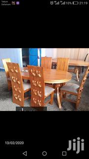 Oval Shaped Six Seater Dinning Table   Furniture for sale in Nairobi, Parklands/Highridge