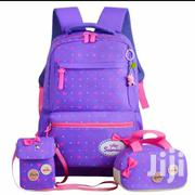 Back Pack Set For School Girls | Children's Clothing for sale in Nairobi, Nairobi Central