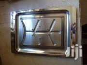 Meat Roasting Tray, Carving Knife And Fork | Kitchen & Dining for sale in Nairobi, Kitisuru