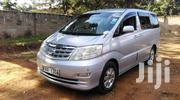 Toyota Alphard 2005 Silver | Cars for sale in Nairobi, Roysambu