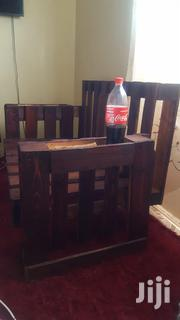 Pallet Seat With Amazing Arm Rest   Furniture for sale in Nairobi, Kahawa