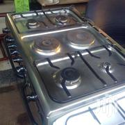 Ariston C911 N1 4 Gas + 2 Electric Combination Cooker-stainless Steel | Kitchen Appliances for sale in Nairobi, Nairobi Central