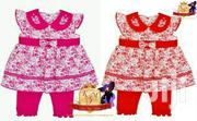 Baby Girls Floral 2 Piece Outfit Made in UK | Children's Clothing for sale in Nairobi, Mugumo-Ini (Langata)