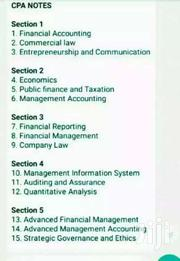 Updated CPA-KASNEB NOTES | Books & Games for sale in Nairobi, Nairobi Central