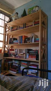 Book Shelf. Made From Cypress Wood. Strong And Durable   Furniture for sale in Nairobi, Nairobi Central