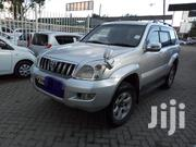 Toyota Land Cruiser Prado 2003 Silver | Cars for sale in Nairobi, Nairobi Central