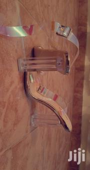 Clear Strap Heels, New From the States | Shoes for sale in Nairobi, Karen