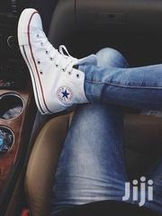 White High Top Converse | Shoes for sale in Nairobi, Nairobi Central