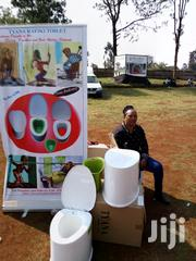 Tyna Toilet For Sick,Disable And Old Age Persons | Plumbing & Water Supply for sale in Kiambu, Township C