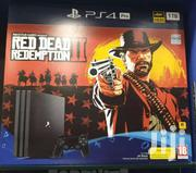 Ps4 Pro Red Dead Redemption 2 Bundle New Sealed | Video Game Consoles for sale in Nairobi, Nairobi Central