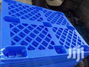 Blue Plastic Pallets | Building & Trades Services for sale in Nairobi, Airbase