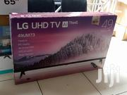 LG 4K UHD Smart Tv 49 Inches UM7340 With Free Magic Remote | TV & DVD Equipment for sale in Nairobi, Nairobi Central