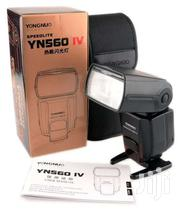 Yongnuo YN-560 IV Flash Speedlite For Canon Nikon Olympus DSLR Cameras | Cameras, Video Cameras & Accessories for sale in Nairobi, Nairobi Central