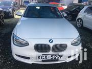 BMW 116i 2012 White | Cars for sale in Nairobi, Nairobi South