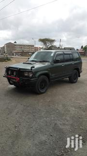 Isuzu Trooper 1999 Green | Cars for sale in Kajiado, Ongata Rongai