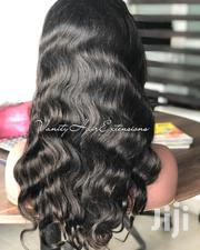 "22"" Full Lace Human Hair Wig - Body Wave 