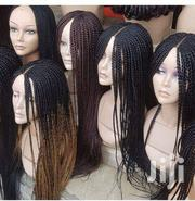 "22"" Neat Braided Wigs 