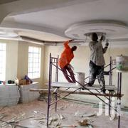 Gypsum Ceiling Interior Fundis | Building & Trades Services for sale in Kiambu, Ruiru
