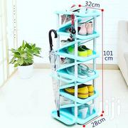 Shoe Rack Ocean Blue | Furniture for sale in Nairobi, Nairobi Central