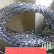 450mm Double Galvanised Razor Wire | Building Materials for sale in Nairobi, Nairobi Central