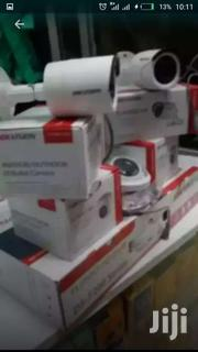 4 Cctv Cameras Installation Labour Inclusive | Cameras, Video Cameras & Accessories for sale in Kiambu, Hospital (Thika)