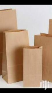 Khaki Brown/ White Paper Bags | Bags for sale in Nairobi, Komarock