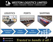 Clearing And Forwarding Services Commission | Logistics Services for sale in Mombasa, Majengo