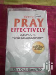 How To Pray Effectively | Books & Games for sale in Nairobi, Westlands