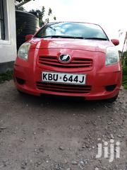 Toyota Vitz 2005 1.3 U Red | Cars for sale in Laikipia, Nanyuki