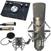 CAD GXL2200 Cardioid Condenser Microphone + Pop Filter Goosneck | Audio & Music Equipment for sale in Nairobi, Nairobi Central