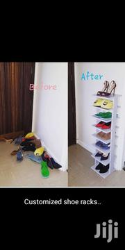 Customized Shoe Rack | Furniture for sale in Nairobi, Embakasi