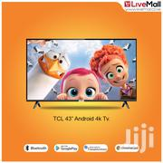 TCL 43inches 4K (Ultra HD) Smart Digital Tv-43p8m | TV & DVD Equipment for sale in Nairobi, Nairobi Central