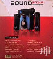 Sound Star 3.1 Multimedia Speaker | Audio & Music Equipment for sale in Nairobi, Zimmerman